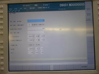 Milling machine Mori Seiki NH 4000 DCG, Y.  2015-9