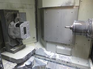 Milling machine Mori Seiki NH 4000 DCG, Y.  2015-1