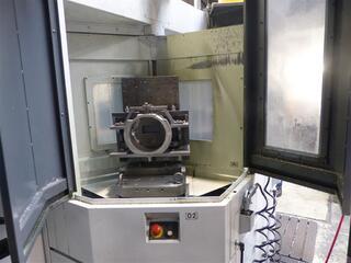 Milling machine Mori Seiki NH 4000 DCG, Y.  2015-5