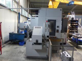 Milling machine Mori Seiki NH 4000 DCG, Y.  2015-6