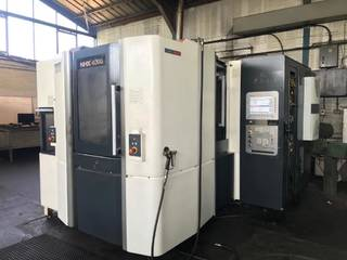 Milling machine Mori Seiki NHX 4000, Y.  2012-0