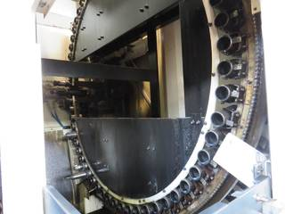 Milling machine Mori Seiki NHX 4000, Y.  2012-9