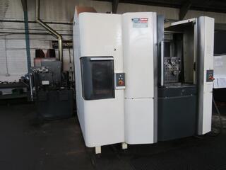 Milling machine Mori Seiki NHX 4000, Y.  2012-12
