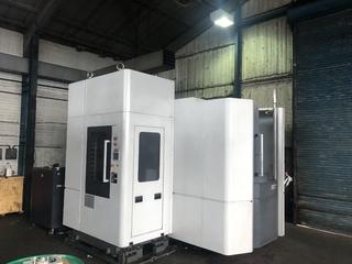 Milling machine Mori Seiki NHX 5000, Y.  2013-0