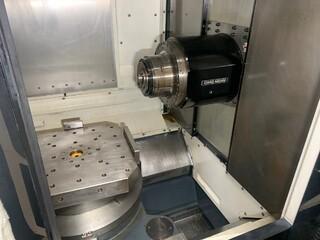 Milling machine Mori Seiki NHX 5500-2