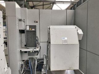 Milling machine Mori Seiki NHX 6300, Y.  2012-2