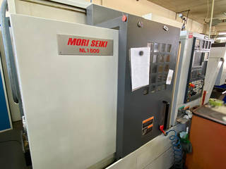 Lathe machine Mori Seiki NL 1500 Y / 500-0
