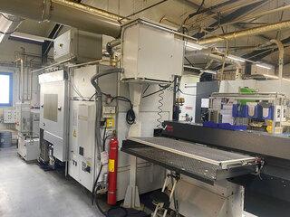 Lathe machine Mori Seiki NL 2500 SMC  700-9