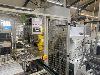 Lathe machine Mori Seiki NL 2500 SMC  700-11