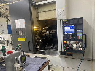 Lathe machine Mori Seiki NL 2500 SMC  700-4