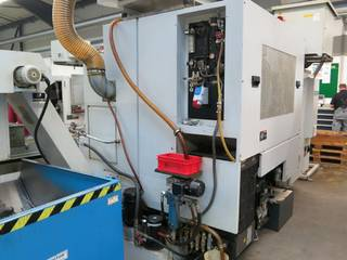 Lathe machine Mori Seiki NL 2500 SY / 700-2