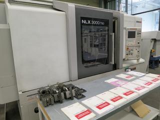 Lathe machine Mori Seiki NL 3000 Y-0