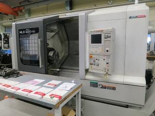 Lathe machine Mori Seiki NL 3000 Y-4