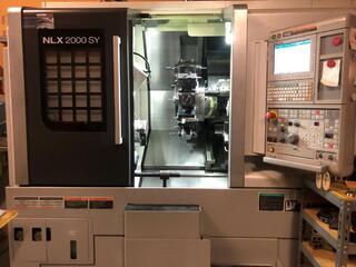 Lathe machine Mori Seiki NLX 2000 SY-0