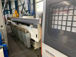 Lathe machine Mori Seiki NLX 2500 SY-1