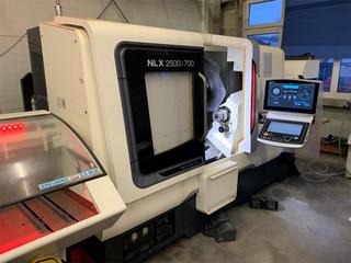 Lathe machine Mori Seiki NLX 2500 SY / 700-0