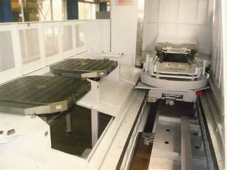 Milling machine Mori Seiki NMH 10000 DCG APC 7, Y.  2009-11