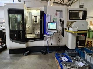 Lathe machine Mori Seiki NTX 1000 SZM-0