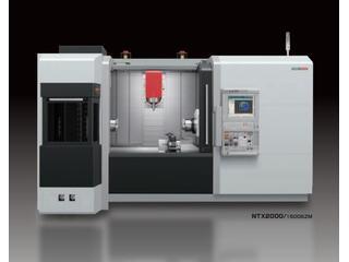 Lathe machine Mori Seiki NTX 2000 SZM 1500-0