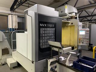 Milling machine Mori Seiki NVX 5100 II 40, Y.  2013-1