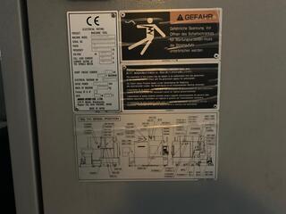 Milling machine Mori Seiki NVX 5100 II 40, Y.  2013-4