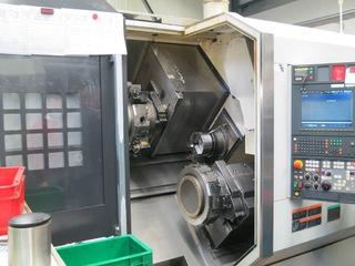 Lathe machine Mori Seiki NZ 2000 T2Y-0
