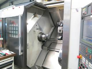 Lathe machine Mori Seiki NZ 2000 T2Y-1