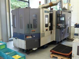 Milling machine Mori Seiki SH 403, Y.  2001-0