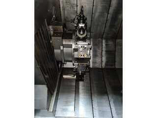 Lathe machine Mori Seiki ZT 2500 Y + Promot gentry-7