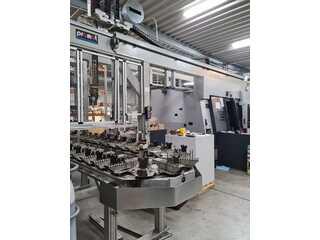 Lathe machine Mori Seiki ZT 2500 Y + Promot gentry-9