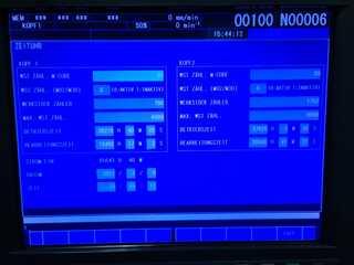 Lathe machine Mori Seiki ZT 2500 Y + Promot gentry-14