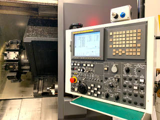 Lathe machine Nakamura SC 300L-1