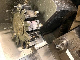 Lathe machine Nakamura SC 300L-4