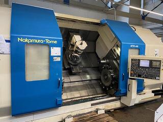 Lathe machine Nakamura STW - 40-0