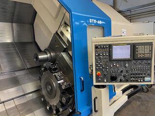 Lathe machine Nakamura STW - 40-1