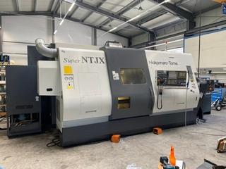 Lathe machine Nakamura Super NTJX-0
