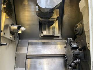 Lathe machine Nakamura Super NTJX-2