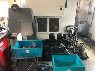 Lathe machine Nakamura WT 100 MMY-9