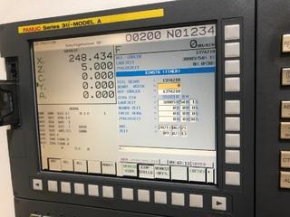 Lathe machine Nakamura WT 100 MMY-11