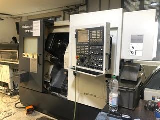 Lathe machine Nakamura WT 100 MMY-1