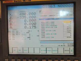 Lathe machine Nakamura WT 250 MMY-9