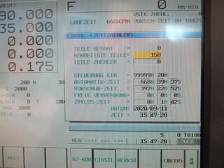 Lathe machine Nakamura WT 250 MMY-10