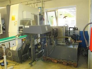 Lathe machine Nakamura WT 250 MMY-11