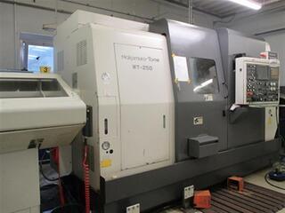 Lathe machine Nakamura WT 250 MMY-1