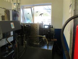 Lathe machine Nakamura WT 250 MMY-5