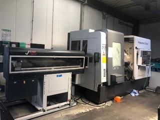 Lathe machine Nakamura WT-250 MMY -0