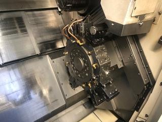 Lathe machine Nakamura WT-250 MMY -4