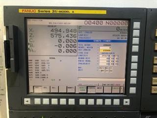 Lathe machine Nakamura WT-250 MMY -8