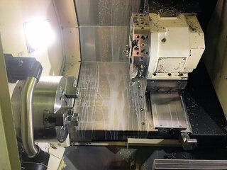 Lathe machine Okuma Genos L400-E-13
