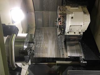 Lathe machine Okuma Genos L400-E-1
